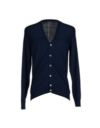 39 Masq Knitwear Cardigans Men Dark Blue