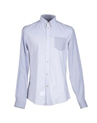 Galliano Shirts Shirts Men Light Grey
