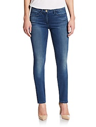 3X1 Mid Rise Straight Leg Jeans Surf