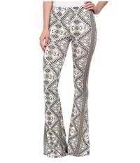 Volcom Lottie Dah Pant Cream Women's Casual Pants Beige