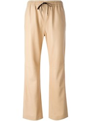 Joseph Loose Fit Trousers Nude And Neutrals