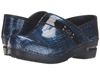 Sanita Koi Carol Blue Women's Clog Shoes