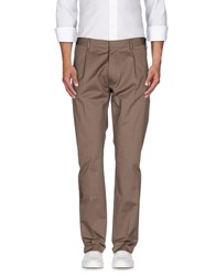 Messagerie Trousers Casual Trousers Men Light Brown