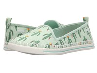 Rocket Dog Sammie Mint Prickles Women's Flat Shoes Green