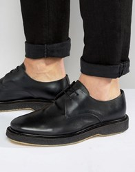Selected Homme Last Leather Shoes Black