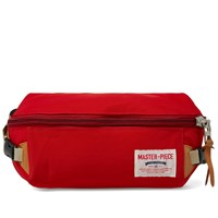 Master Piece Link Waist Bag Red