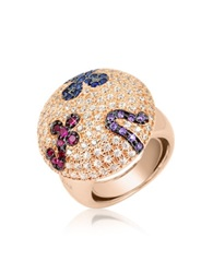 Azhar Multicolor Fashion Ring