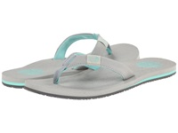 The North Face Dipsea Sandal High Rise Grey Beach Glass Green Women's Sandals Gray