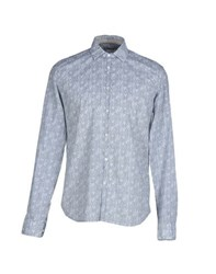 Individual Shirts Shirts Men Grey