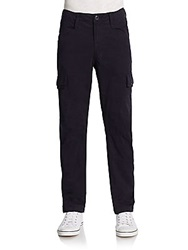 J Brand Trooper Slim Cargo Pants Midnight