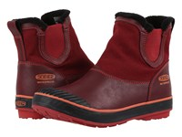 Keen Elsa Chelsea Waterproof Zinfandel Women's Waterproof Boots Brown