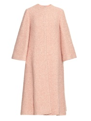 Emilia Wickstead Helena A Line Boucle Coat
