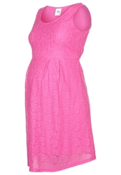 Mama Licious Mlcia Cocktail Dress Party Dress Raspberry Rose Pink