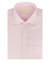 Michael Michael Kors Regular Fit Non Iron Dress Shirt Pink