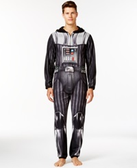 Star Wars Darth Vader Union Pajama Suit From Briefly Stated