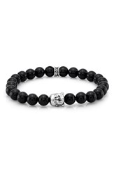 Room 101 Men's Agate Bead Bracelet