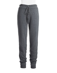 Dkny Cuffed Sweatpants Anthracite Heather