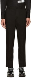 Mcq By Alexander Mcqueen Black Doherty Trousers