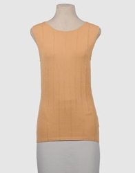 Laurel Sleeveless Sweaters Sand