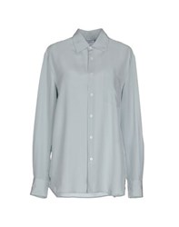 Aspesi Shirts Shirts Women Light Grey