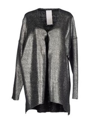 Luxury Fashion Cardigans Silver