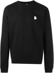 Obey Teardrop Sweatshirt Black