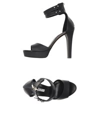 Tiffi Footwear Sandals Women Black