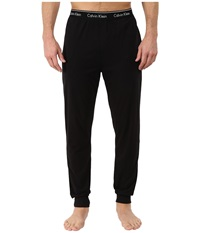 Calvin Klein Underwear Cuffed Pants Black Men's Pajama