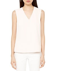 Ted Baker Dexi Sleeveless Top Baby Pink