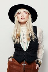 Free People Hip In Hemp Vest