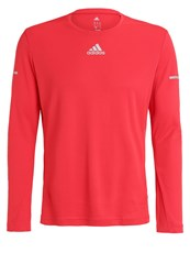 Adidas Performance Run Sports Shirt Rayred