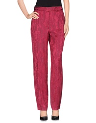 Isabel Marant Casual Pants Garnet