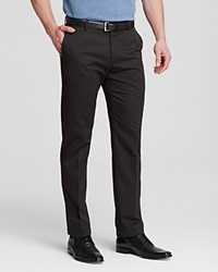 Brooks Brothers Regular Fit Chino Pants Black