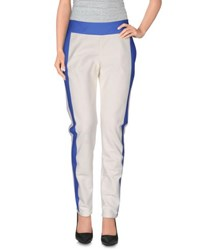 Les Chiffoniers Trousers Casual Trousers Women Ivory