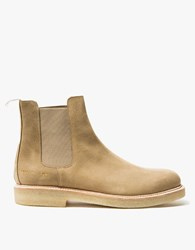 Common Projects Chelsea Workboot In Sand