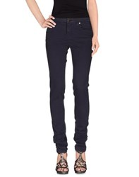 Jfour Denim Denim Trousers Women Purple