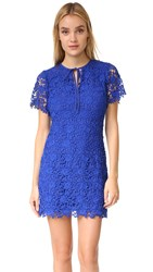 Shoshanna Phoebe Dress Azure
