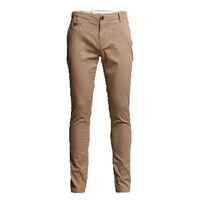 Knowledge Cotton Apparel Camel Chinos