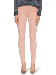 Marc Cain Mid Rise Slim Jeans Rosewood