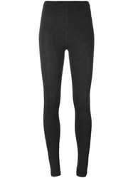 Majestic Filatures High Waisted Leggings Grey