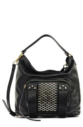 She Lo 'Next Chapter' Studded Hobo Bag