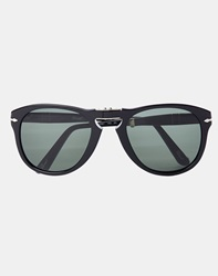 Persol Foldable Crystal Lens Sunglasses Po0714