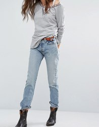 Denim And Supply Ralph Lauren By Monroe Vintage Mom Jeans Blue
