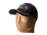 Cruel Low Profile Unstructured Ball Navy Caps
