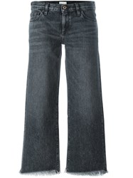 Simon Miller Fray Hem Jeans Grey