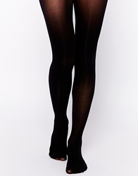 Gipsy 50 Denier Invisible Waistband Shaper Tights Black