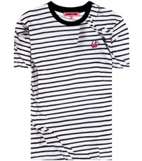 Mcq By Alexander Mcqueen Striped Cotton T Shirt Black