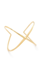 Elizabeth And James Windrose Cuff Gold