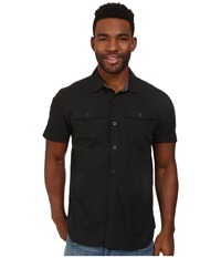 Black Diamond S S Technician Shirt Black Men's Short Sleeve Button Up