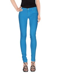 Gas Jeans Gas Denim Denim Trousers Women Turquoise